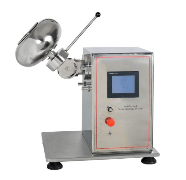 Kulka powlekająca Wielofunkcyjna farmaceutyczna maszyna badawczo-rozwojowa DGN-II