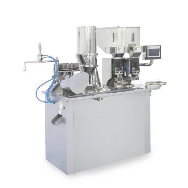 Półautomatyczna maszyna do napełniania kapsułek JTJ-V PRO