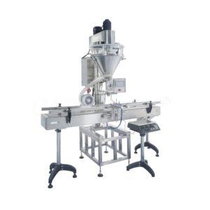 Maszyna do napełniania proszków ślimakowych HZF-C