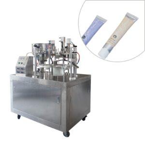 Półautomatyczna maszyna do napełniania tub plastikowych NF-10