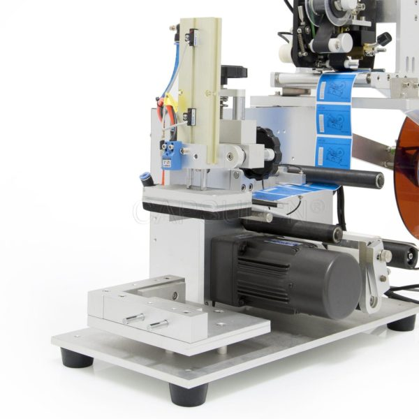 Płaski półautomatyczny aplikator etykiet MT-60M