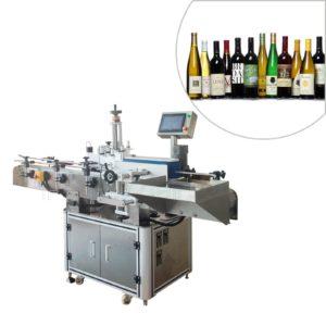 Automatyczne pozycjonowanie Pionowa okrągła maszyna do etykietowania NCT-21200