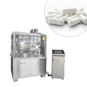 Automatyczna maszyna do napełniania kapsułek NJP-3500C