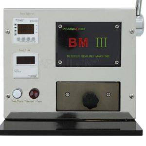 Maszyna do pakowania blistrów BM-III