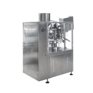 Półautomatyczna maszyna do napełniania tub plastikowych NF-60Z