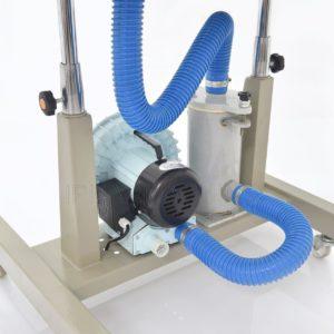 Automatyczna maszyna do ciągłego zamykania toreb plastikowych z drukarką kodującą FR-1000