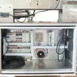 Automatyczna pionowa etykietująca maszyna do sztancowania NCT-21100