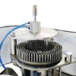 Półautomatyczna maszyna do napełniania kapsułek JTJ-V Typ poziomy